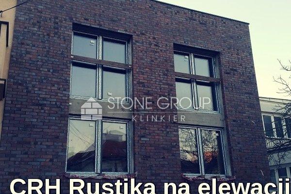Cegla Klinkierowam Crh Na Elewacji Nasza Realizacja Stone Group